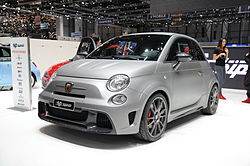 fiat 595 abarth zaf 312 versicherung typklassen. Black Bedroom Furniture Sets. Home Design Ideas